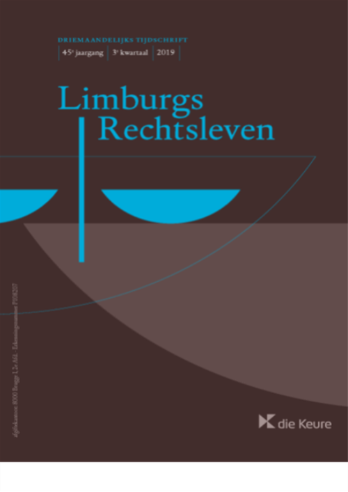 Limburgs Rechtsleven (jaargang 2021)