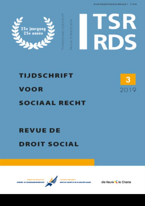 Tijdschrift voor Sociaal Recht (TSR) jaargang 2021 / Revue de droit social (RDS) année 2021