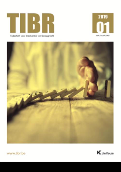 Tijdschrift Insolventie- en Beslagrecht - jaargang 2021
