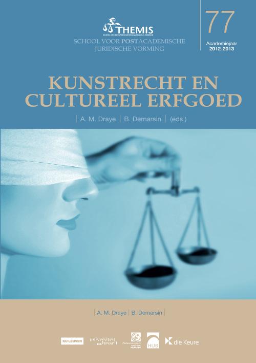 Themis 77 - Kunstrecht en cultureel erfgoed