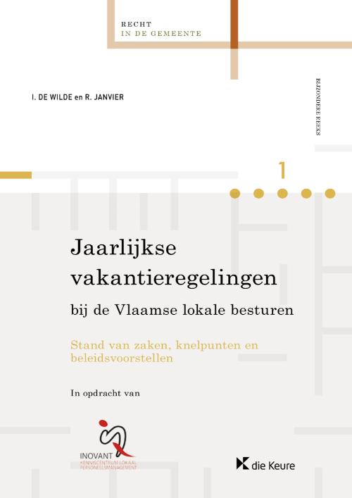 Jaarlijkse vakantieregelingen bij de Vlaamse lokale besturen