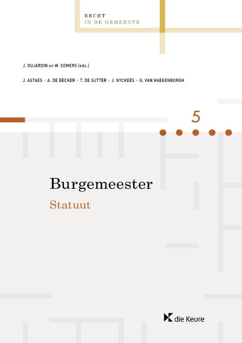 Burgemeester. Statuut