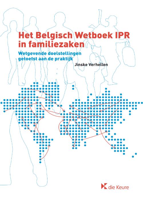 Het Belgisch Wetboek IPR in familiezaken