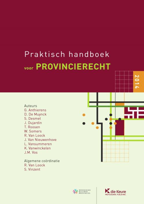 Praktisch Handboek Provincierecht (editie 2014)