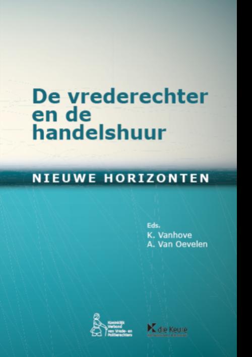 De vrederechter en de handelshuur - Nieuwe horizonten