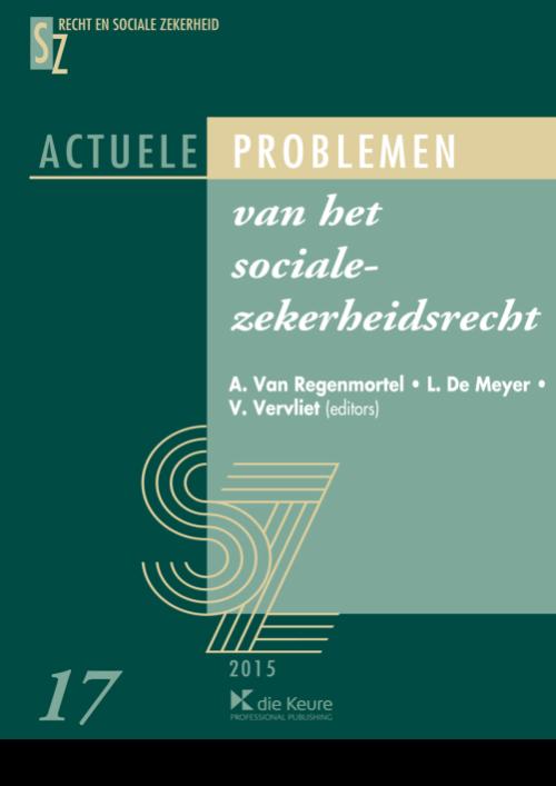 Actuele problemen van het socialezekerheidsrecht
