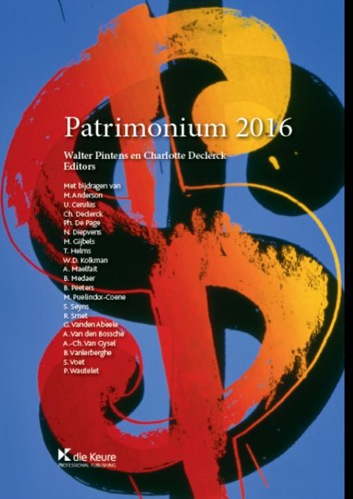 Patrimonium 2016