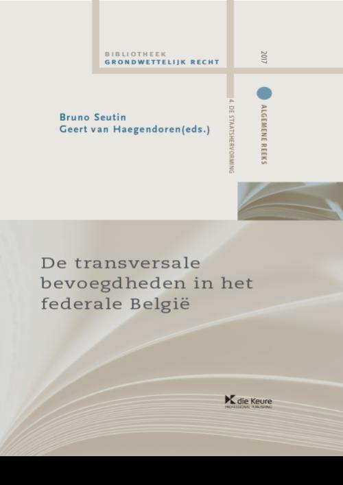 De transversale bevoegdheden in het federale België