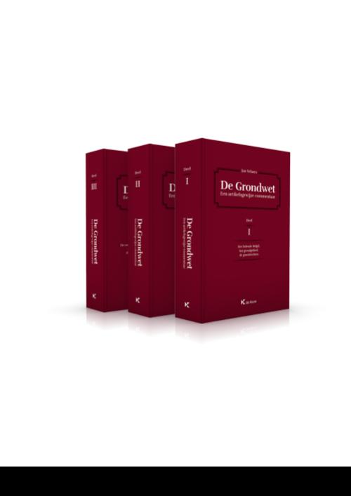 De Grondwet, een artikelsgewijze commentaar - pakket 3 delen