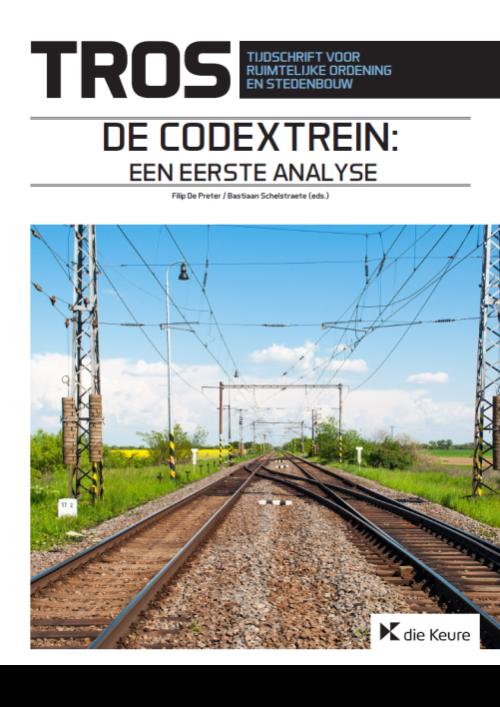 De Codextrein 2017: een eerste analyse