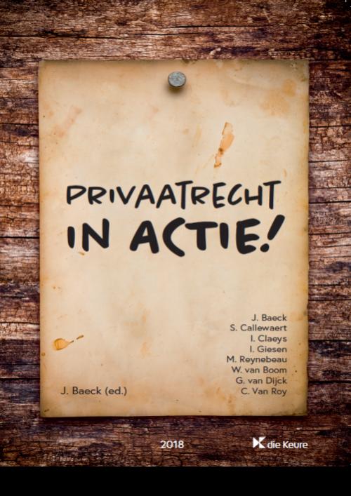 Privaatrecht in actie!