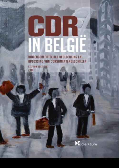 CDR in België