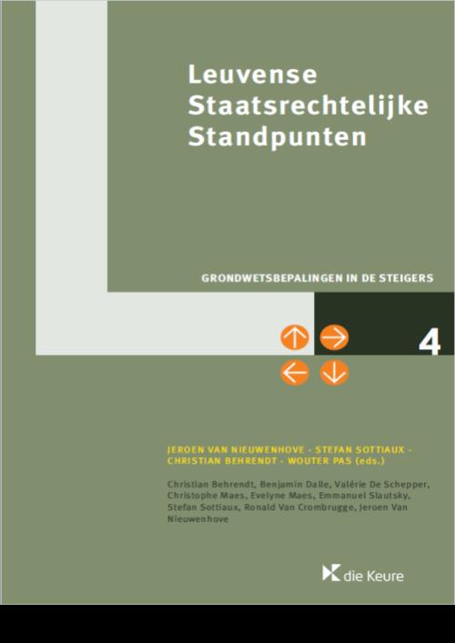 Leuvense Staatsrechtelijke Standpunten 4
