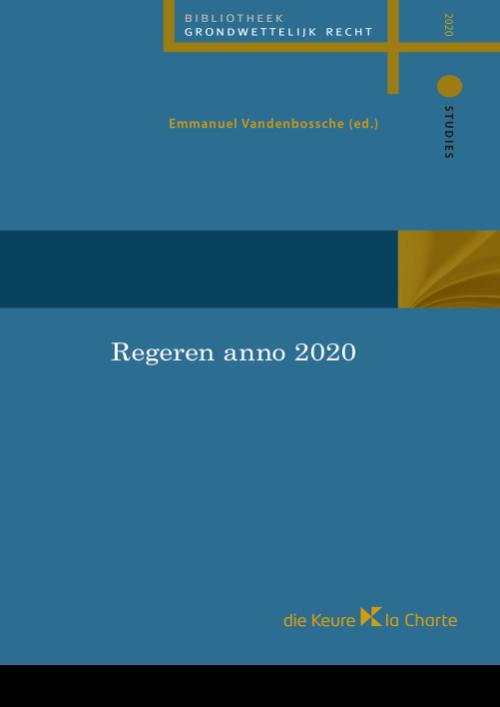 Regeren anno 2020