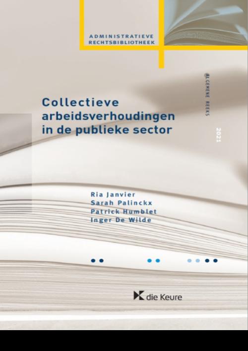 Collectieve arbeidsverhoudingen in de publieke sector