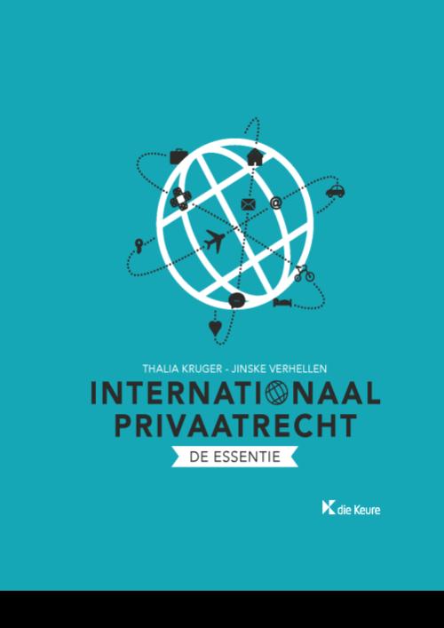 Internationaal privaatrecht (IPR): de essentie (ed. 2021)