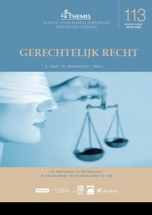 Themis 113 - Gerechtelijk recht
