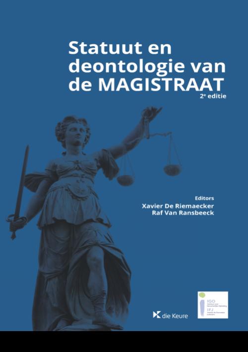 Statuut en deontologie van de magistraat