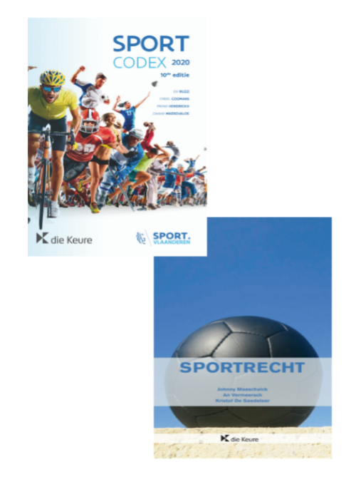 Pakket sportrecht + sportcodex