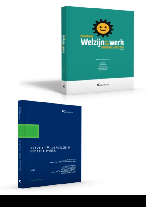 Pakket COVID-19 en welzijn op het werk + Handboek welzijn op het werk