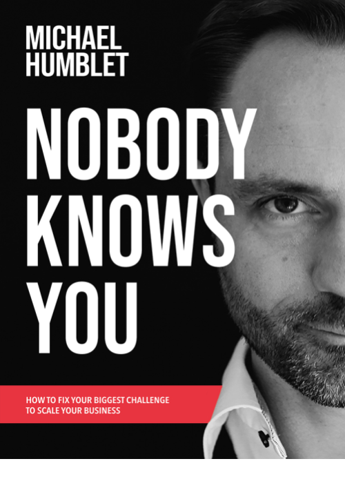 Nobody knows you (e-book)
