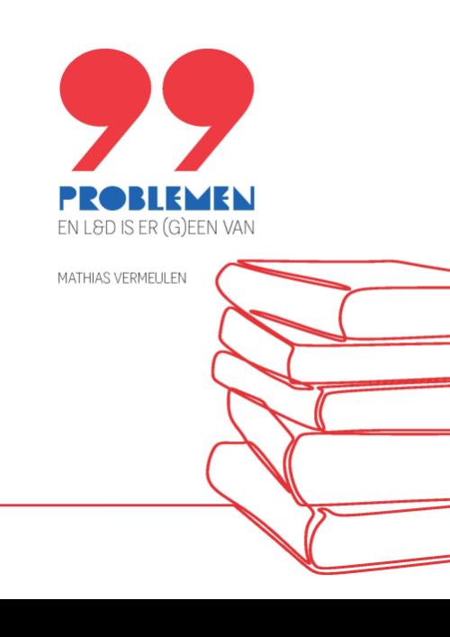 99 problemen en L&D is er (g)een van (e-book)