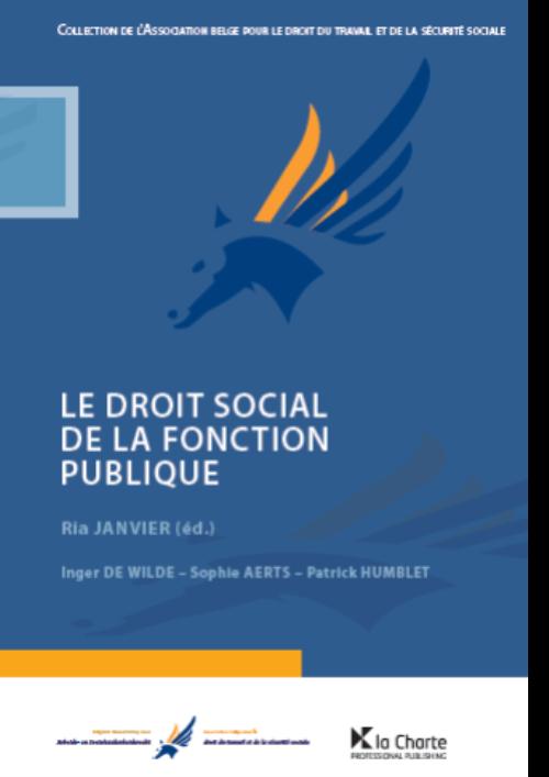 Le droit social de la fonction publique