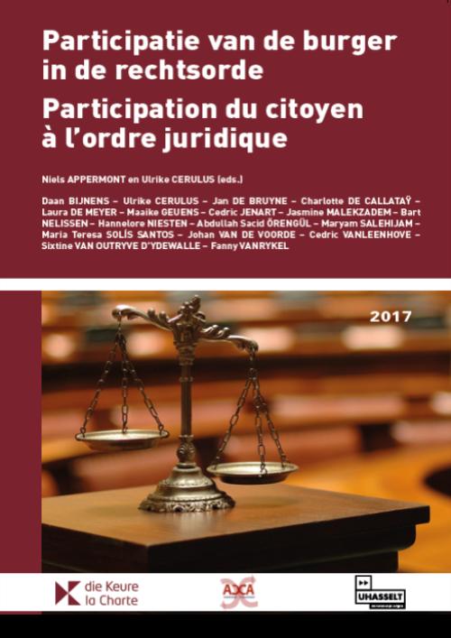 Participatie van de burger in de rechtsorde / Participation du citoyen à l'ordre juridique