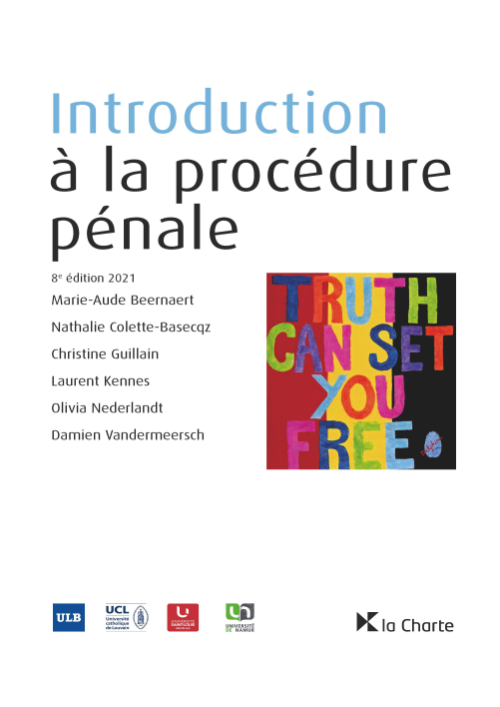 Introduction à la procédure pénale (éd.2021)
