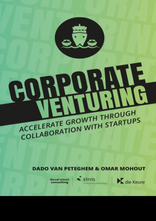 Corporate Venturing (e-book)