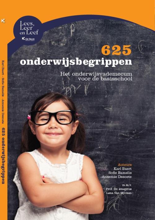 625 onderwijsbegrippen - Onderwijsvademecum voor de basisschool